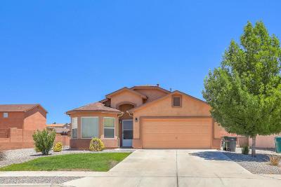 Rio Rancho Single Family Home For Sale: 3816 Havasu Falls Street NE