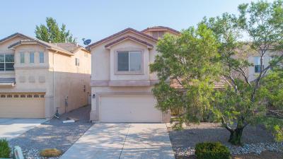 Rio Rancho Single Family Home For Sale: 1021 Toscana Drive SE