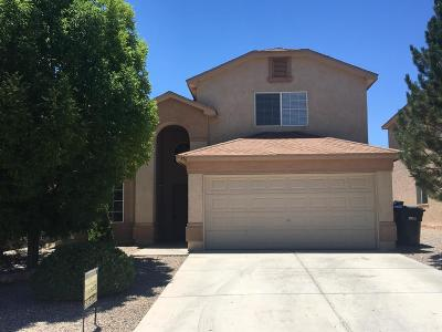 Rio Rancho Single Family Home For Sale: 516 Soothing Meadows Drive NE