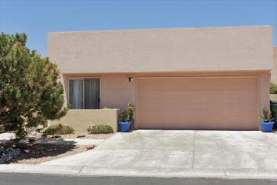 Rio Rancho Single Family Home For Sale: 4413 Cave Primrose Court SE