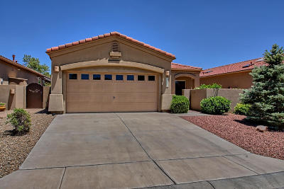 Albuquerque Single Family Home For Sale: 3916 Rock Dove Trail NW
