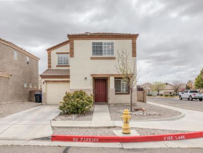 Albuquerque Single Family Home For Sale: 10900 Jicama Way SE