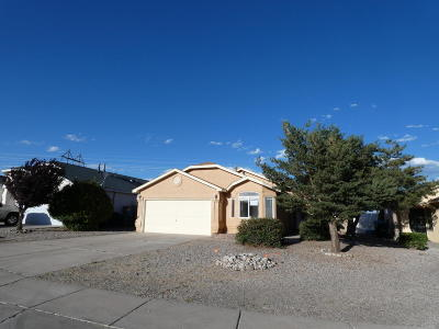 Albuquerque Single Family Home For Sale: 720 Terracotta Place SW