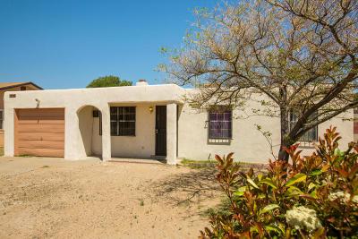 Albuquerque Single Family Home For Sale: 7509 Lucca Lane SW