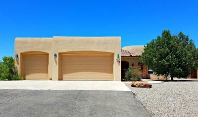 Rio Rancho Single Family Home For Sale: 7109 Hapsburg Road NE