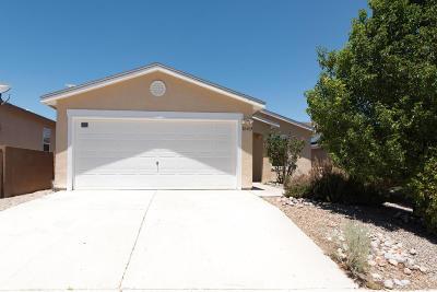 Albuquerque Single Family Home For Sale: 10405 Sandy Creek Road SW