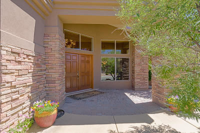 Albuquerque Single Family Home For Sale: 9812 Datura Trail NE