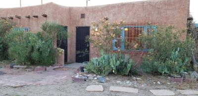 Albuquerque Single Family Home For Sale: 9621 Central Avenue NW #C