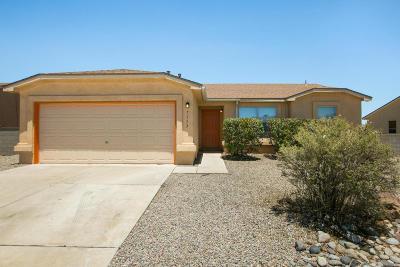 Rio Rancho Single Family Home For Sale: 7113 Hartford Hills Drive NE