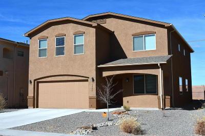 Rio Rancho Single Family Home For Sale: 1504 Desert Paintbrush Loop NE