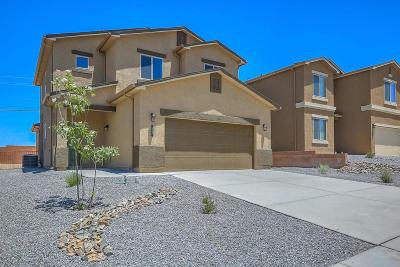 Valencia County Single Family Home For Sale: 23 Vista Del Cerro Drive