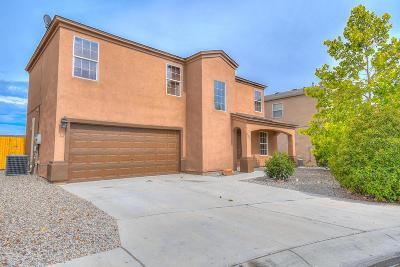Albuquerque NM Single Family Home For Sale: $189,000