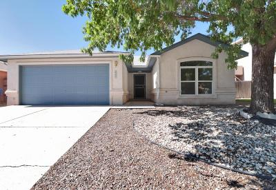 Albuquerque Single Family Home For Sale: 6904 Marigot Road NW
