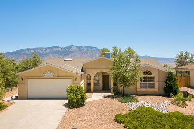 Rio Rancho Single Family Home For Sale: 2444 Agua Fria Drive NE
