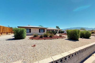 Rio Rancho Single Family Home For Sale: 703 Villa Verde Drive SE
