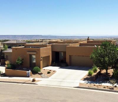 Rio Rancho Single Family Home For Sale: 6027 Redondo Sierra NE