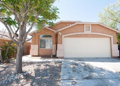 Albuquerque Single Family Home For Sale: 10512 Secret Oasis Avenue SW
