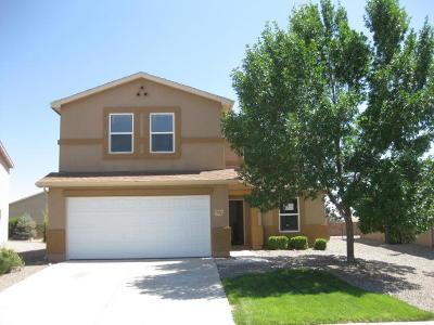 Single Family Home For Sale: 1214 Aspen Meadows Drive NE