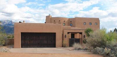 Placitas Single Family Home For Sale: 6 Ridge Court