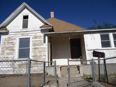 Albuquerque Single Family Home For Sale: 514 High Street SE