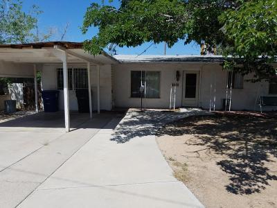 Albuquerque NM Single Family Home For Sale: $105,000