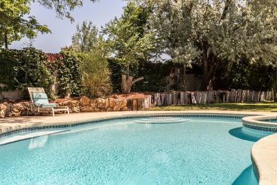 Albuquerque Single Family Home For Sale: 9205 Lona Lane NE
