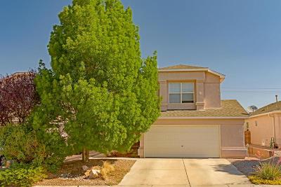 Albuquerque NM Single Family Home For Sale: $280,000