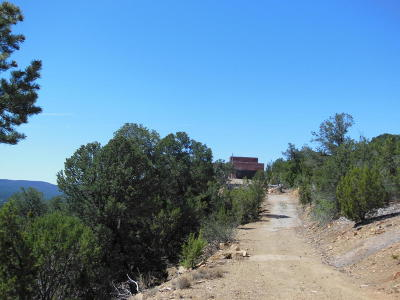Tijeras, Cedar Crest, Sandia Park, Edgewood, Moriarty, Stanley Single Family Home For Sale: 190 Pinon Trail
