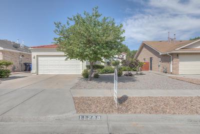 Albuquerque Single Family Home For Sale: 11208 Herman Roser Avenue SE