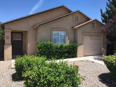 Albuquerque Single Family Home For Sale: 1600 Secret Valley Drive SW