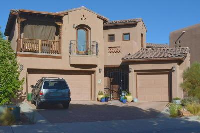 Albuquerque Single Family Home For Sale: 8636 Desert Dusk Court NE