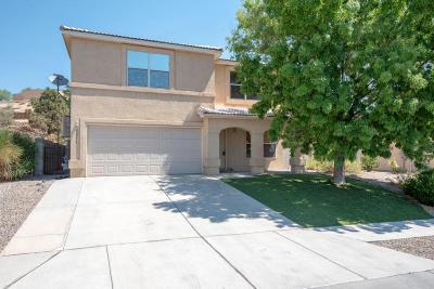 Albuquerque Single Family Home For Sale: 5215 Corsica Avenue NW