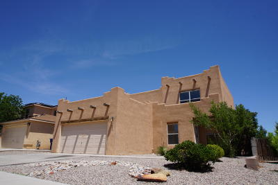 Albuquerque Single Family Home For Sale: 5223 Ridge Rock Avenue NW
