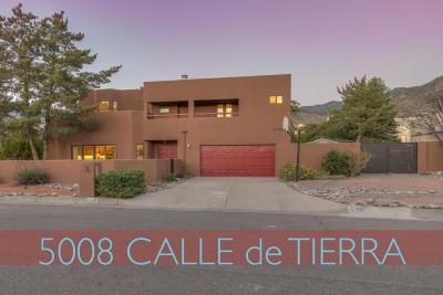 Albuquerque Single Family Home For Sale: 5008 Calle De Tierra NE