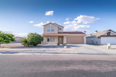 Albuquerque Single Family Home For Sale: 8523 Stony Creek Road SW