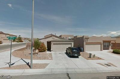 Albuquerque Single Family Home For Sale: 8531 Vista Penasco Avenue SW