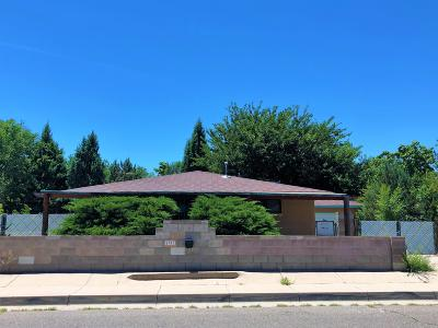 Albuquerque Single Family Home For Sale: 4901 Olympia Road NW