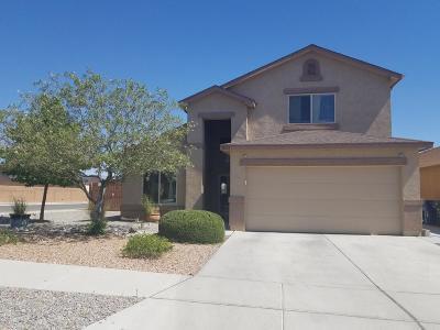 Albuquerque Single Family Home For Sale: 10715 Beaker Road SW