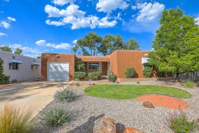 Albuquerque Single Family Home For Sale: 4915 Inspiration Drive SE