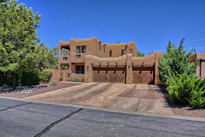 Bernalillo Single Family Home For Sale: 328 Plaza Muchomas