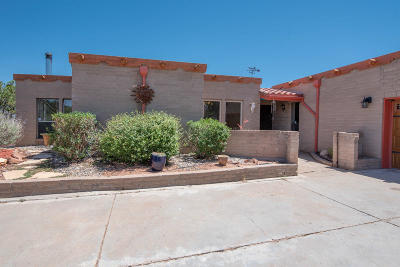 Tijeras Single Family Home For Sale: 4 Sandia View Court