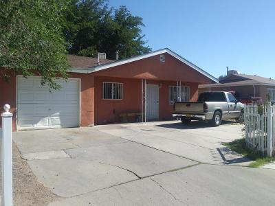 Albuquerque Single Family Home For Sale: 6400 Dennison Road SW
