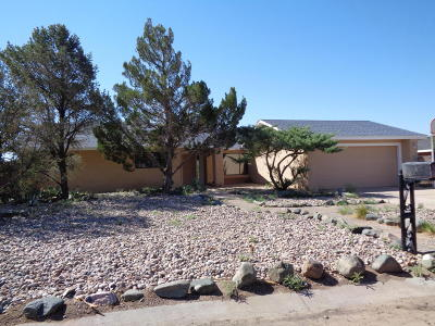 Valencia County Single Family Home For Sale: 309 Brugg Drive