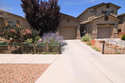 Albuquerque Single Family Home For Sale: 10645 Microlith Road SW