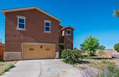 Albuquerque Single Family Home For Sale: 9416 Lower Meadow Avenue SW