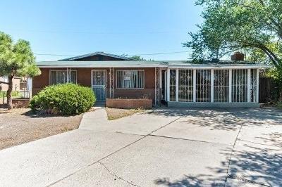 Albuquerque NM Single Family Home For Sale: $143,100
