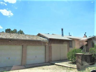 Tijeras Single Family Home For Sale: 2 Calle De Lo Sur