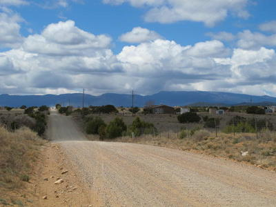 Sandia Park Residential Lots & Land For Sale: Entranosa Road Road
