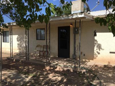 Socorro County Single Family Home For Sale: 1101 Park Street