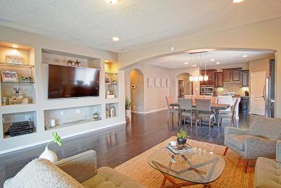 Stormcloud Sub Single Family Home For Sale: 1808 Summer Breeze Drive NW